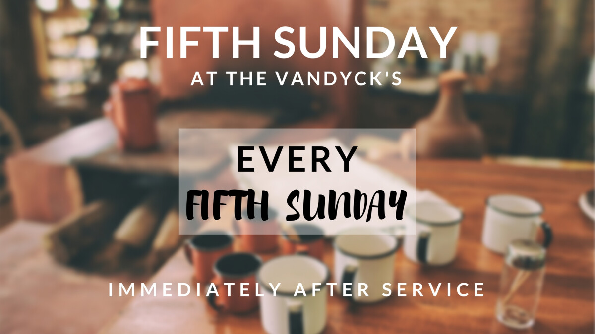 Fifth Sunday