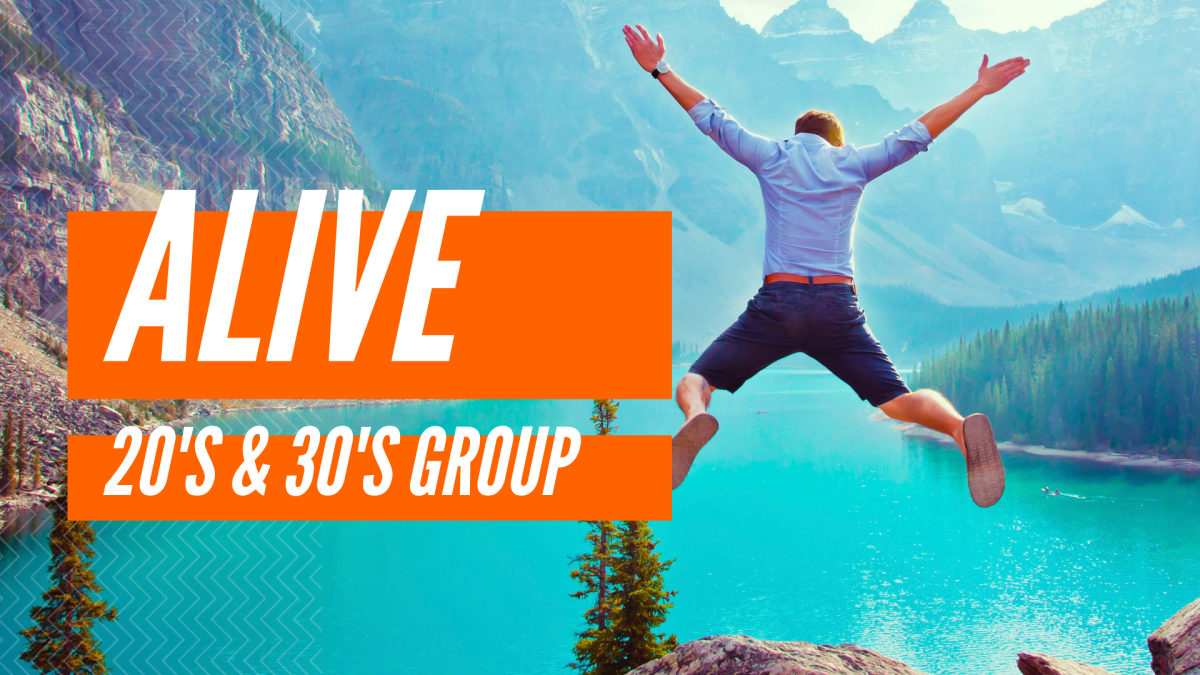 Alive (20's & 30's Group)